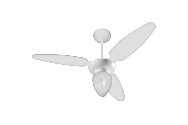 Ventilador de Teto Ibiza Branco 127v - Casanova