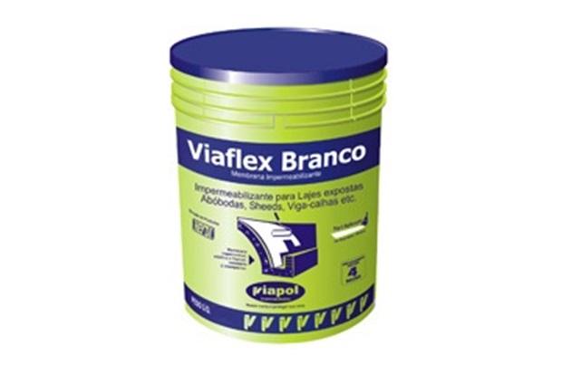 Viaflex Branco Tambor 200 Litros - Viapol