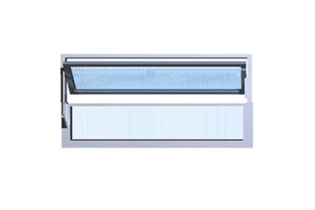 vitr basculante 40x100 1 se o max vidro canelado ebel c c. Black Bedroom Furniture Sets. Home Design Ideas